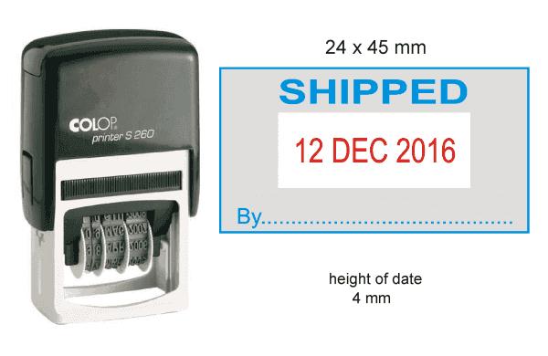 260D (SHIPPED)