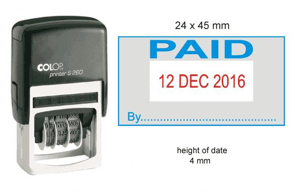 260D (PAID)