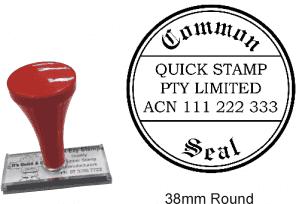 Com-07 (Hand Stamp)
