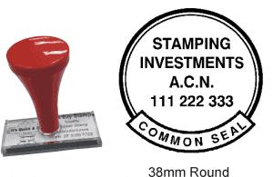 Com-09 (Hand Stamp)