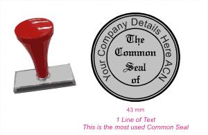 EZY60 Common Seal